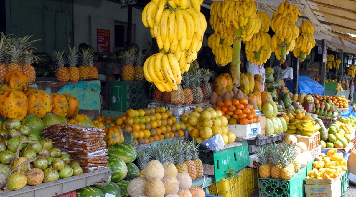 EU levanta veda a RD de frutas y vegetales