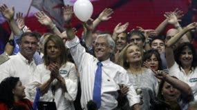 Sebastián Piñera es el triunfador de los comicios, gobernó Chile entre 2010 y 2014. Se esperaba que  sería un proceso muy reñido.