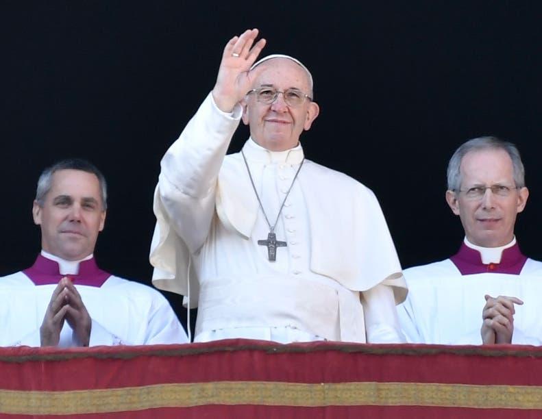 """El papa Francisco pidió un   """"diálogo sereno"""" en Venezuela."""