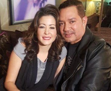 Dafne Guzmán y Frank Reyes.