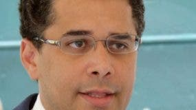 David Collado , alcalde del Distrito Nacional.
