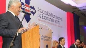 Miguel Vargas  dijo que promoverán la diplomacia económica.