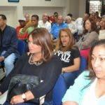 Los cronistas de arte en una de las reuniones evaluativas de los premios Soberano.