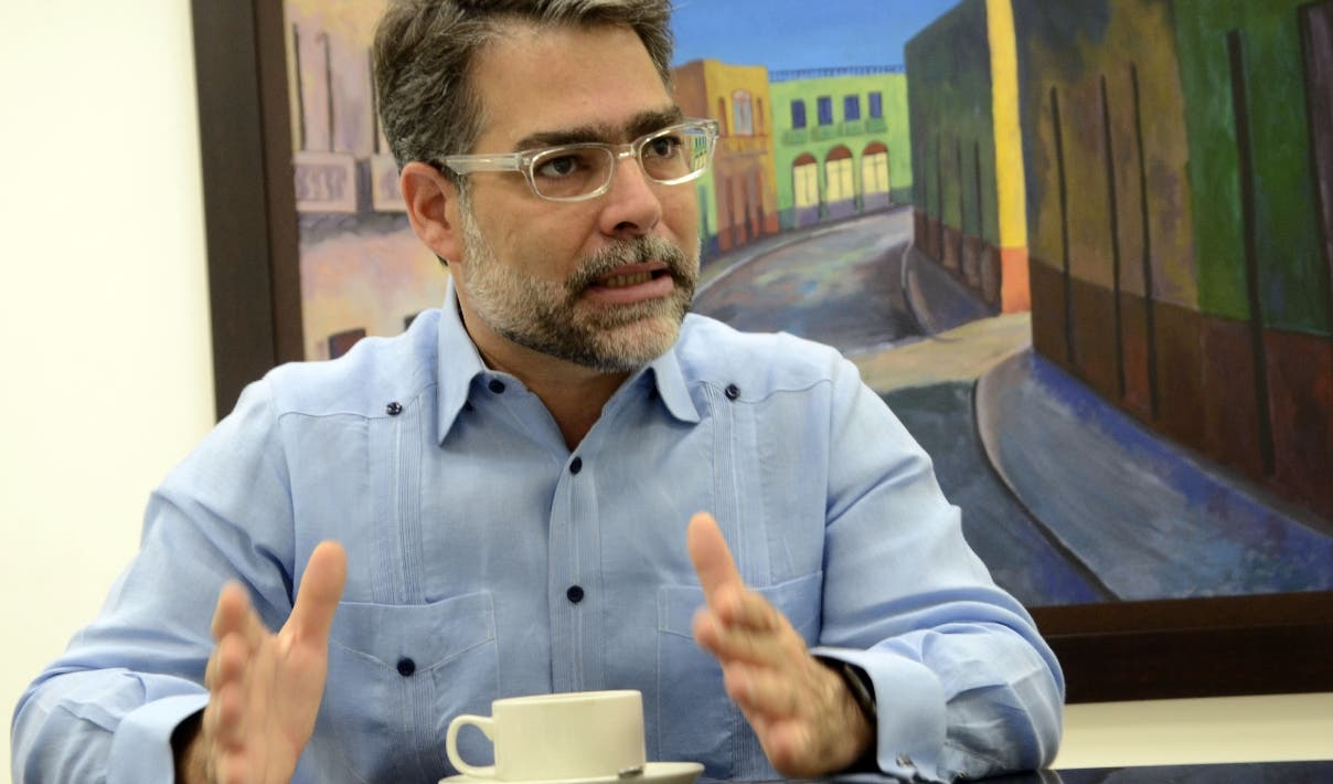 Ernesto Selman coincidió con Intec y la UASD en decir que las finanzas públicas tienen problemas.