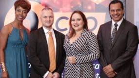 Yennys Sánchez, Joerg Aldinger, Marielisa Vizcaya y Luis Morillo.