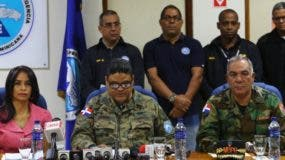 Representantes de entidades ofrecieron detalles del operativo.