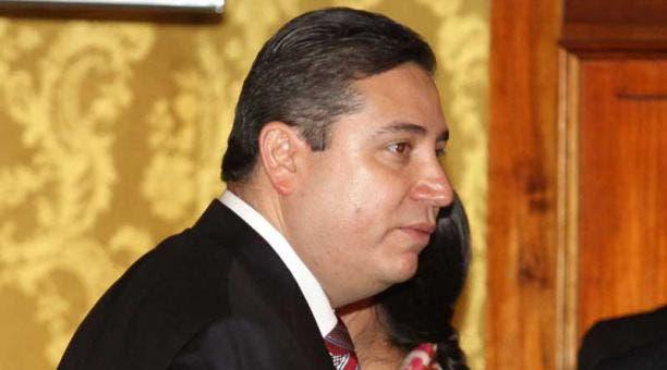Eduardo Mangas renuncia a Secretaría General de la Presidencia