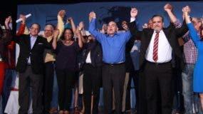 El lanzamiento del nuevo movimiento concitó el respaldo de organizaciones religiosas y políticas.