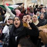 Se esperan asimismo movilizaciones en Jerusalén y en los Territorios Palestinos, tras cuatro días de enfrentamientos con las fuerzas israelíes que dejaron cuatro muertos palestinos y centenares de heridos.