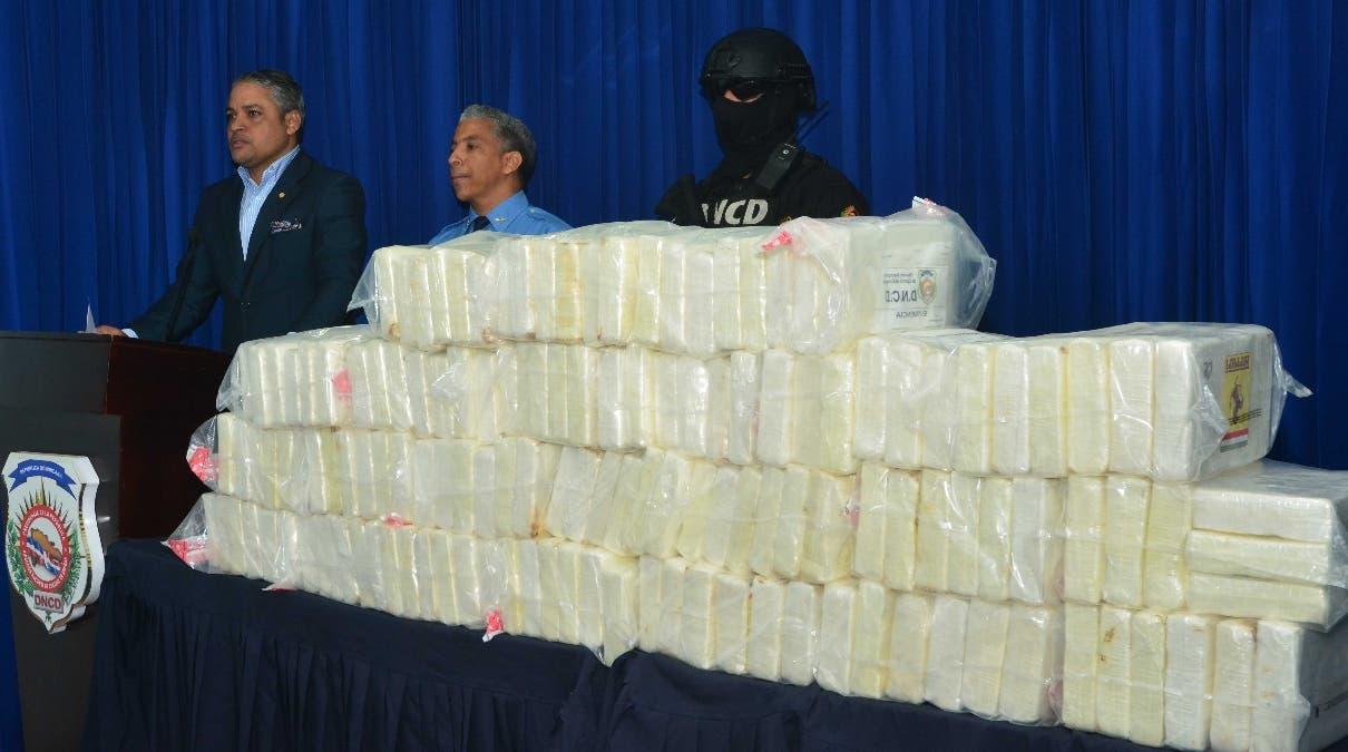 Desarticulada red de narcotráfico que operaba entre Venezuela y Dominicana