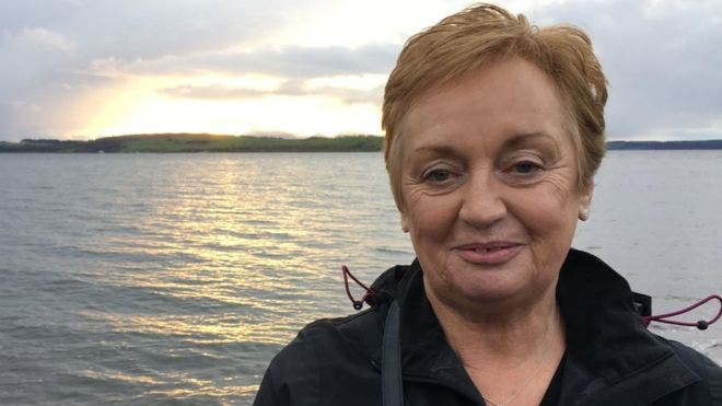 Isobel Murray superó la enfermedad y ya no tiene que tomar medicación para la diabetes.