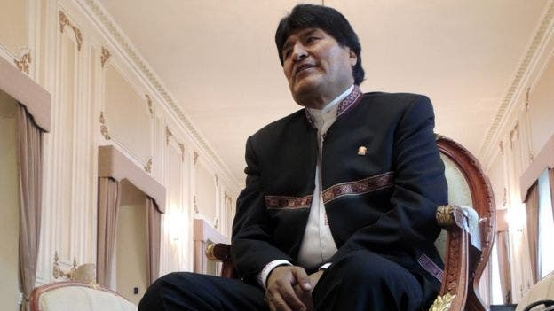 Maduro logrará su reelección con el apoyo del pueblo soberano — Evo Morales