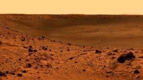 Las rocas de basalto marcianas pueden absorber cerca de un 25% más de agua que las rocas terrestres. Foto: NASA/JPL/Universidad de Cornell.