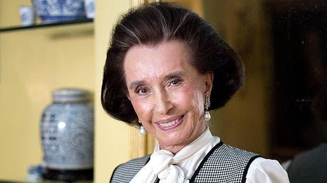 Muere en España la aristócrata Aline Griffith, periodista y agente de la CIA