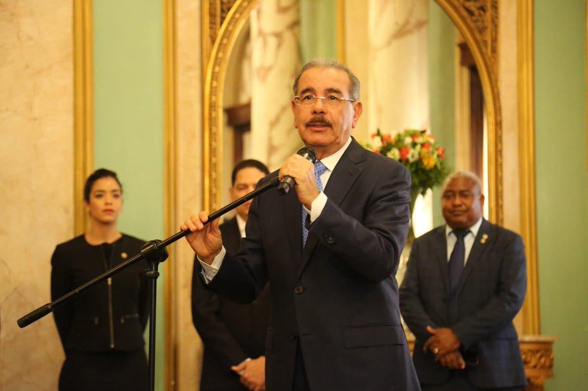Presidente Medina juramenta pleno del Consejo Nacional de Competitividad