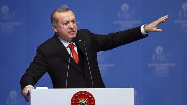 Erdogan llega a Reino Unido en una visita de tres días