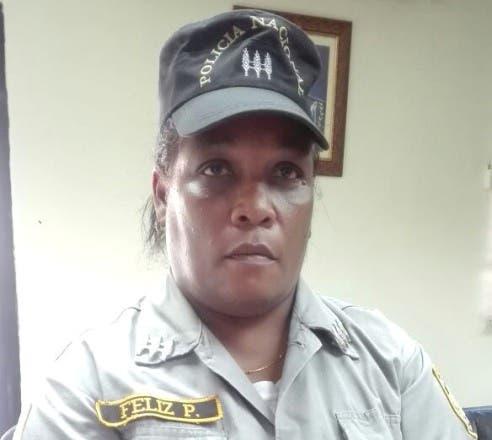 La detenida ha sido identificada como Luisa Feliz Pirón, de 49 años.