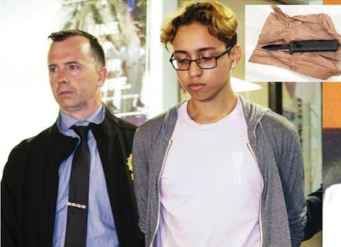 El estudiante de origen dominicano mató e hirió compañeros en una escuela del Bronx.