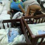 parturientas-comparten-camas-en-el-hospital-de-puerto-plata-que-sigue-en-condiciones-precarias