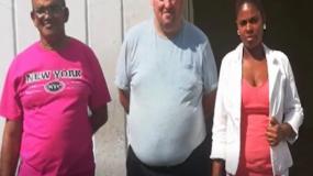 La mujer pidió ayuda para que el hombre sea retornada a su país.