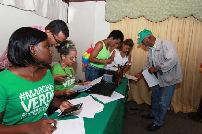 Marcha Verde presentará programa transformaciones institucionales y políticas