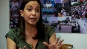 Maria Corina Machado. AFP