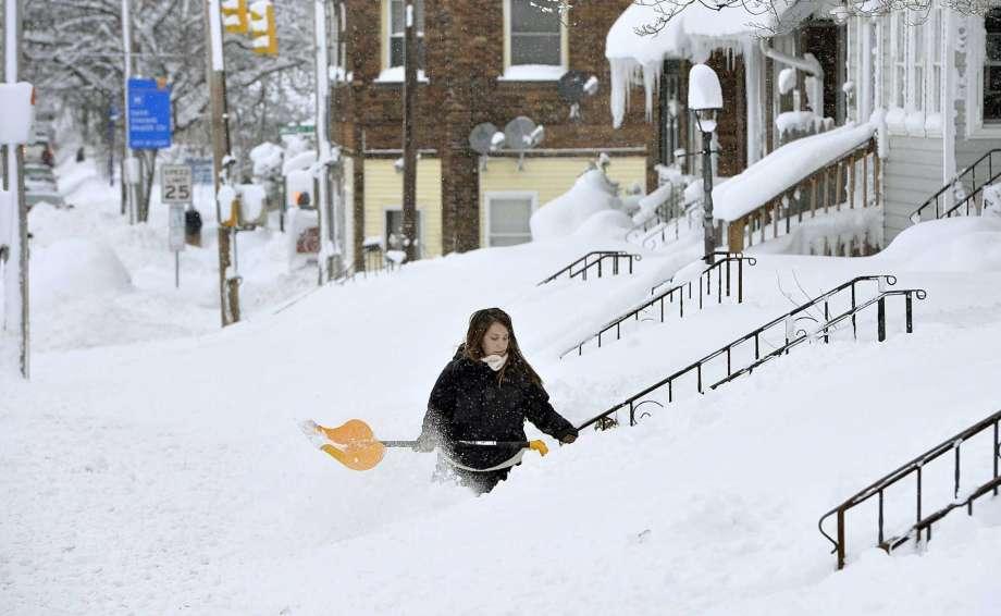 EE.UU tiembla de frío ante clima invernal
