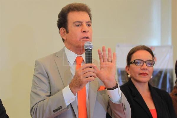 Nasralla pide repetir comicios presidenciales en Honduras por irregularidades