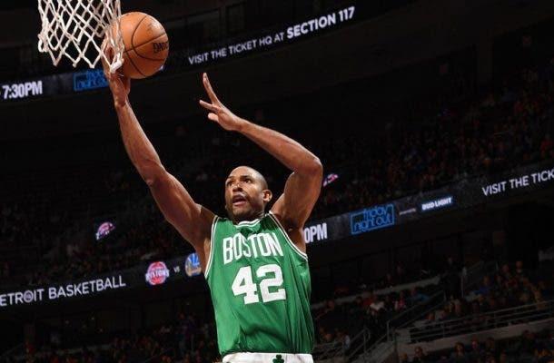 Al Horford anota 21 puntos en derrota de los Celtics