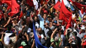 HONDURAS-ELECTION-AFTERMATH-PROTEST-NASRALLA