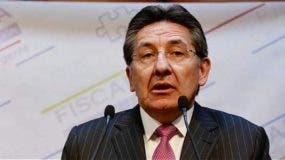 Néstor Martínez, fiscal general de Colombia. Foto de archivo.