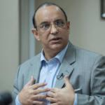 Quique Antún, presidente del PRSC.