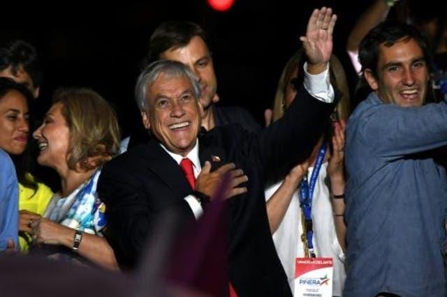 Chile da giro a la derecha con holgado triunfo de Piñera