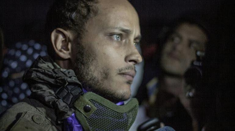 Óscar Pérez murió bajo el fuego de la policía venezolana