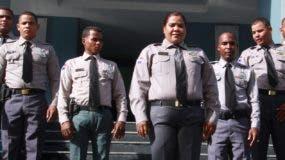 La sargento Montero Encarnación tiene entre sus planes futuros ofrecer  charlas sobre violencia intrafamiliar y de género a agentes.