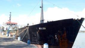 Embarcación permanece en poder de las autoridades en el puerto de Sans Soucí.