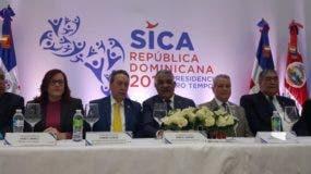 El evento también marcó el inicio de la Presidencia pro tempore de la República Dominicana en el SICA, cargo que el país ostentará hasta junio próximo.