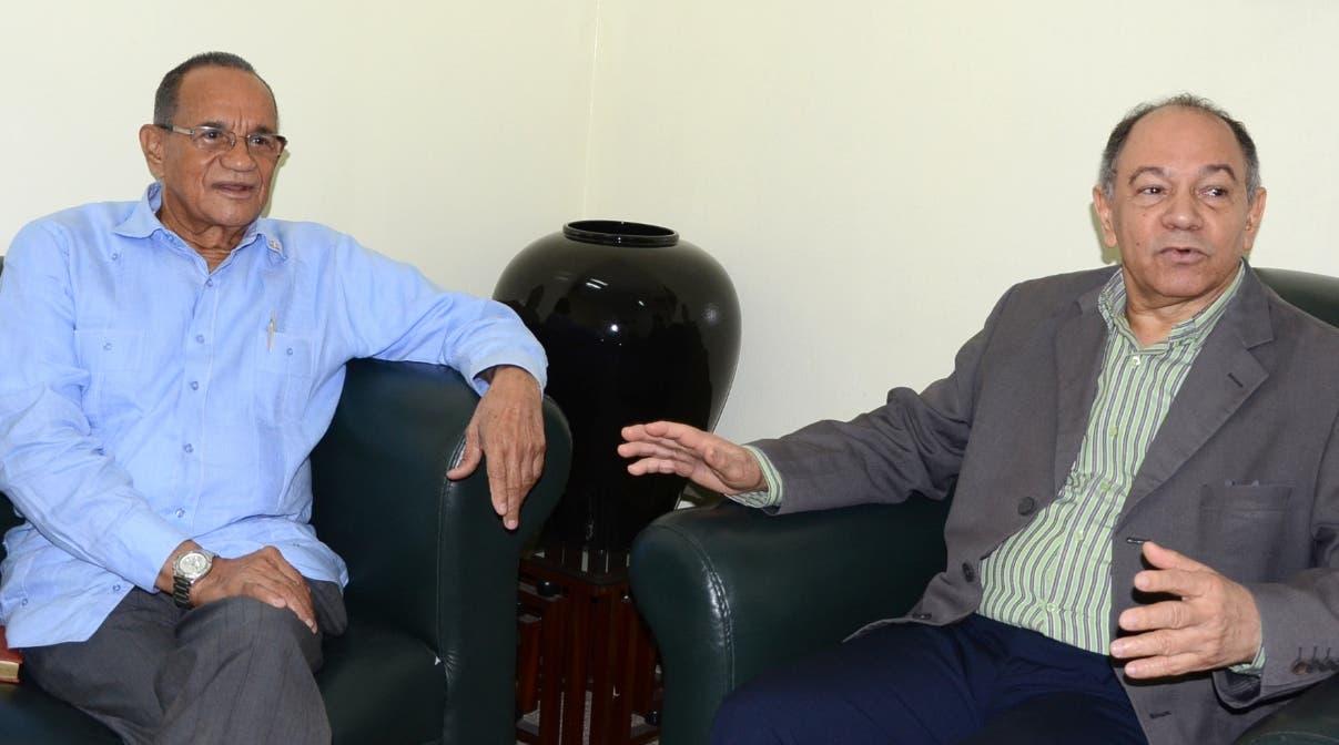 Rafael (Pepe) Abreu y Gabriel del Río Doñé   hicieron una evaluación del sector laboral.