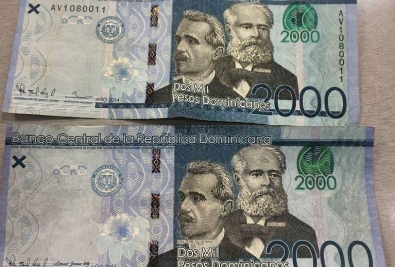 El Banco Central sugiere verificar billetes