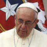 El papa Francisco  en Perú.