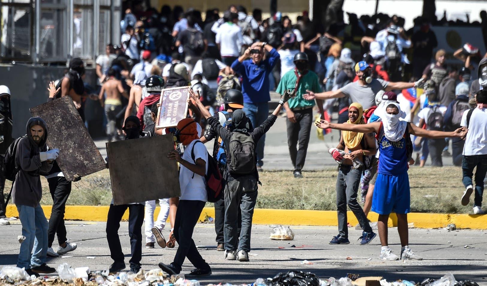 UE formaliza sanciones contra funcionarios venezolanos