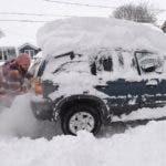 Las temperaturas son menos frías en el sur y el oeste del país.