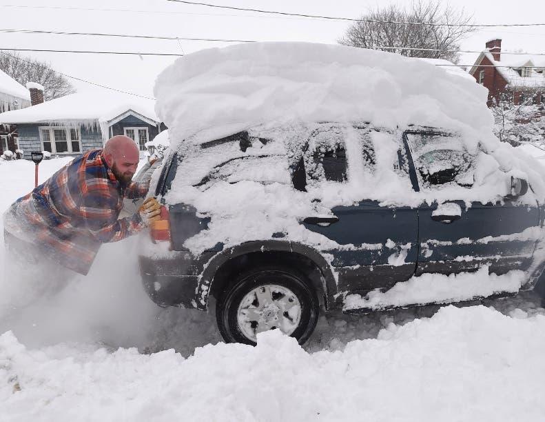 Una ola de frío récord asola Estados Unidos; deja 3 muertos