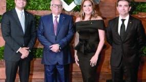 Rafael E. Izquierdo,  Ernesto Izquierdo,   Dolores Pozo Perelló y Luis Carlos López.