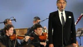 Andrea Bocelli se presentará en Hard Rock Café.