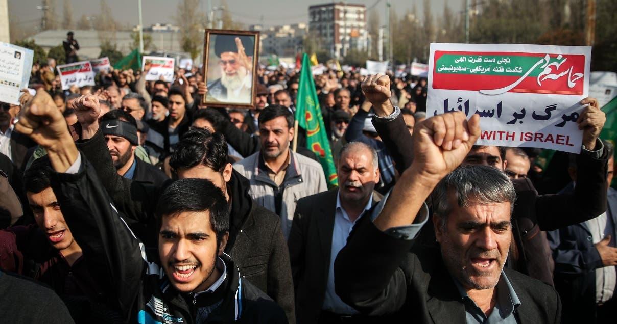 Nuevas protestas estallaron anoche en Irán. El Parlamento iraní dice tienen apoyo del exterior.