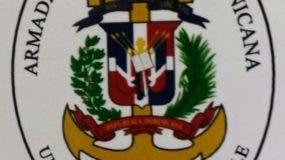 Escudo Armada dominicana.