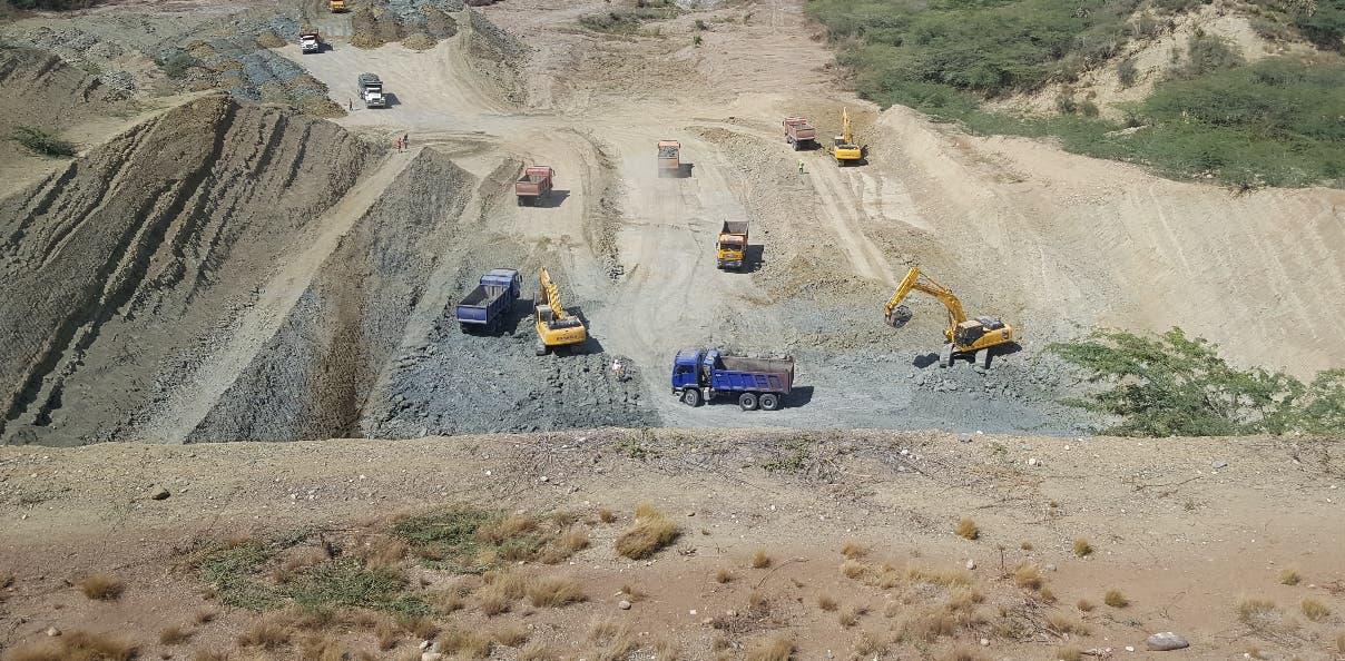 Presa de  Monte Grande impactará la región sur