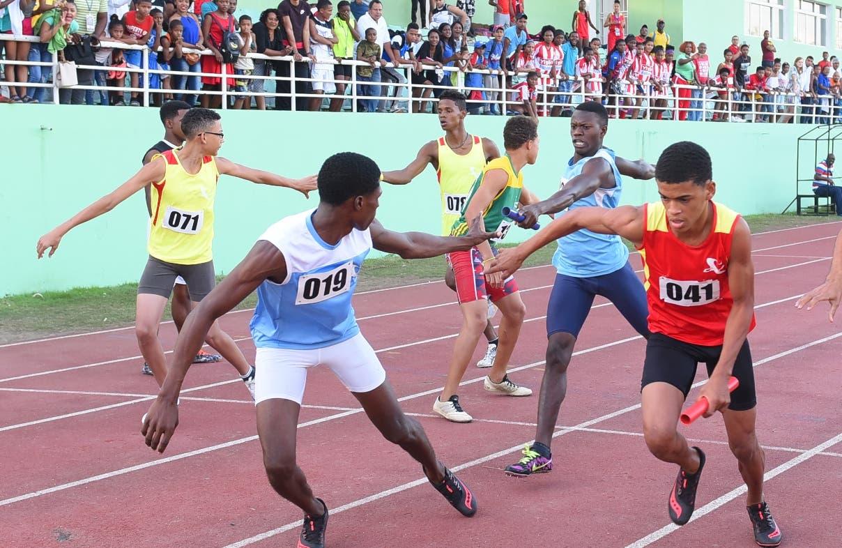 Los Juegos Deportivos Escolares con miles de atletas fue uno de los grandes eventos de 2017.