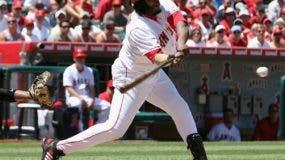 El dominicano Vladimir Guerrero marcha firme hacia la inmortalidad del béisbol de Grandes Ligas.